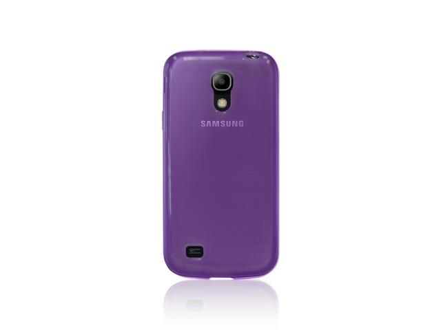 Samsung Galaxy S4 Mini Purple Gel-Skin