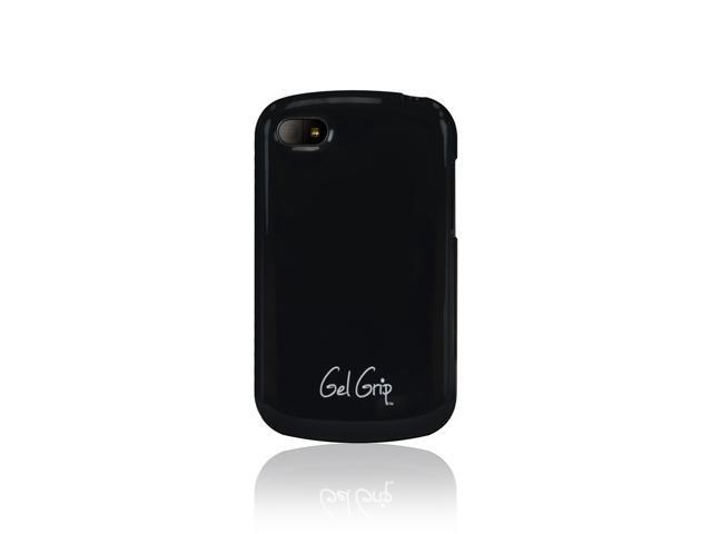 BlackBerry Q10 Classic Series Black Gel-Skin