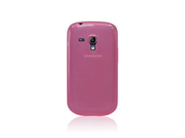 Samsung Galaxy S3 Mini Pink Gel-Skin