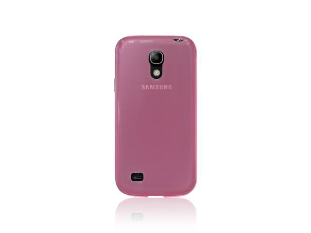 Samsung Galaxy S4 Mini Pink Gel-Skin
