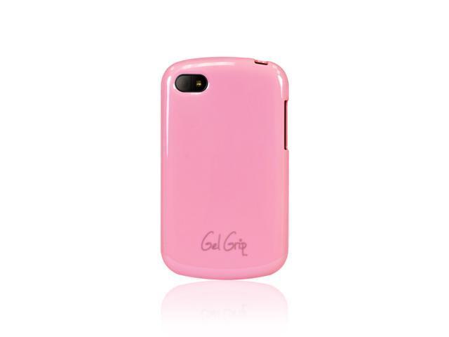 BlackBerry Q10 Classic Series Pink Gel-Skin