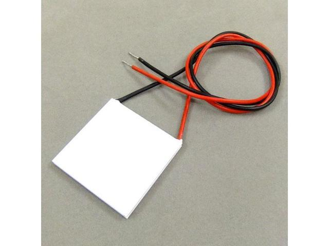12 Volt 25W TEC Thermoelectric Thermo Electric Drinks Cooling/Cooler Units CPU Peltier Device Cold Plates DIY 30x30x3.2mm