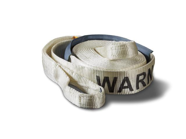 Warn 88924 Recovery Strap; Premium