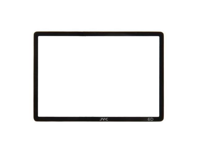 JYC Professional Optical Glass LCD Screen Protector for Digital Camera Canon 6D