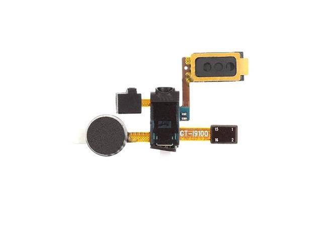 Earphone Jack Flex Cable Ribbon For Samsung Galaxy S i9100 Cell Phone original