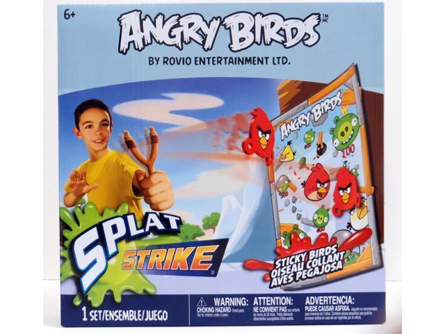 TECH 4 KIDS Angry Birds Splat Strike