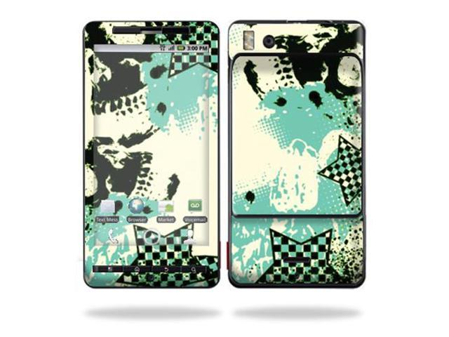 ... Droid X (MB 810) or X2 (MB 870) Cell Phone wrap sticker skins