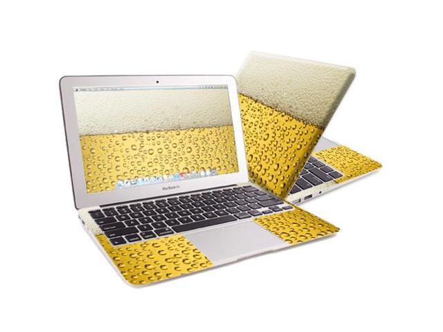 """Mightyskins Protective Skin Decal Cover for Apple MacBook Air 13"""" with 13.3 inch screen wrap sticker skins Beer Buzz"""