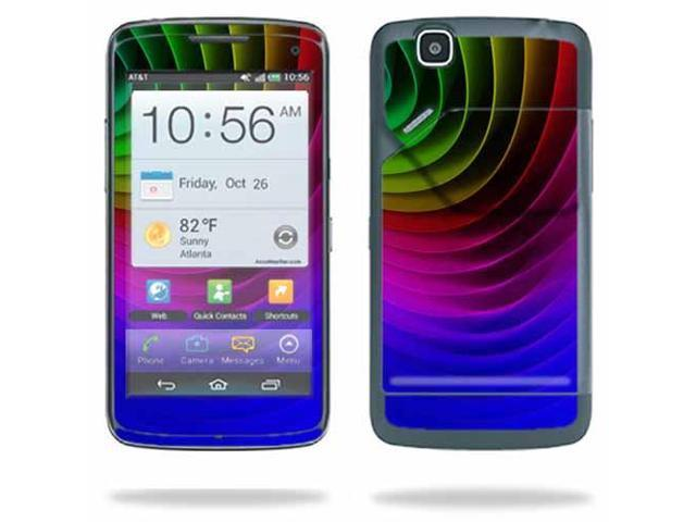 ... for Pantech Flex P8010 Cell Phone ATu0026T wrap sticker skins Color Wheel