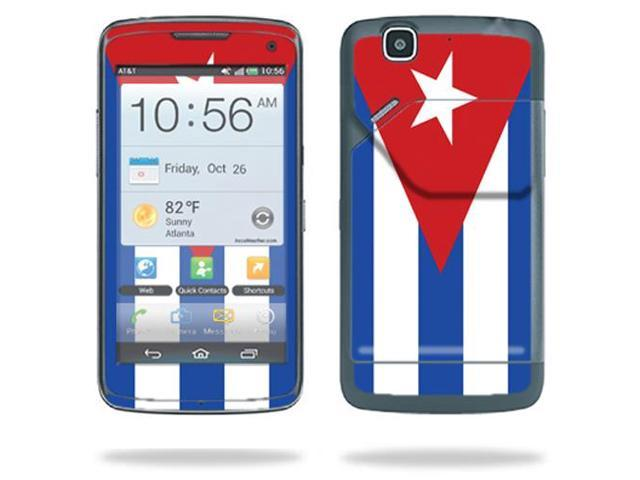 Case Design phone cases for pantech flex : ... for Pantech Flex P8010 Cell Phone ATu0026T wrap sticker skins Cuban flag