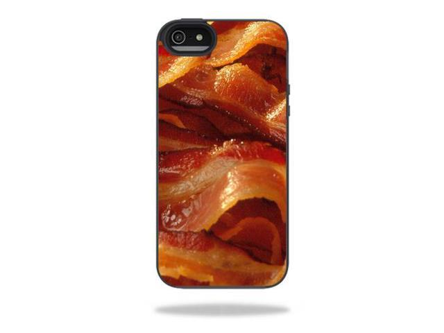 Mightyskins Protective Vinyl Skin Decal Cover for Belkin Grip Candy Sheer iPhone 5-5S Case wrap sticker skins Bacon