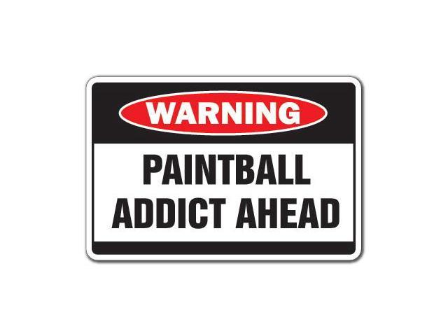 paintball sign - photo #16