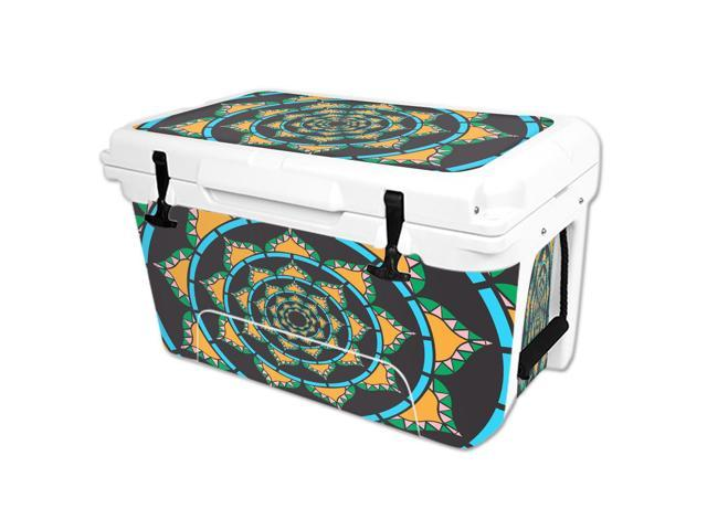 Skin Decal Wrap for RTIC 45 qt Cooler cover sticker Dream Catcher