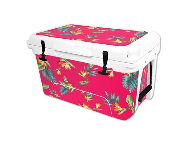 Skin Decal Wrap for RTIC 45 qt Cooler cover sticker Paradise