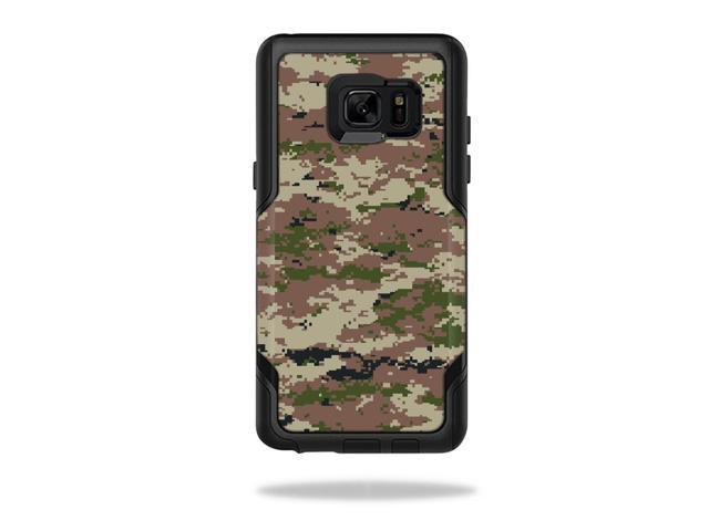 Skin Decal Wrap for OtterBox Commuter Galaxy Note 7 Urban Camo