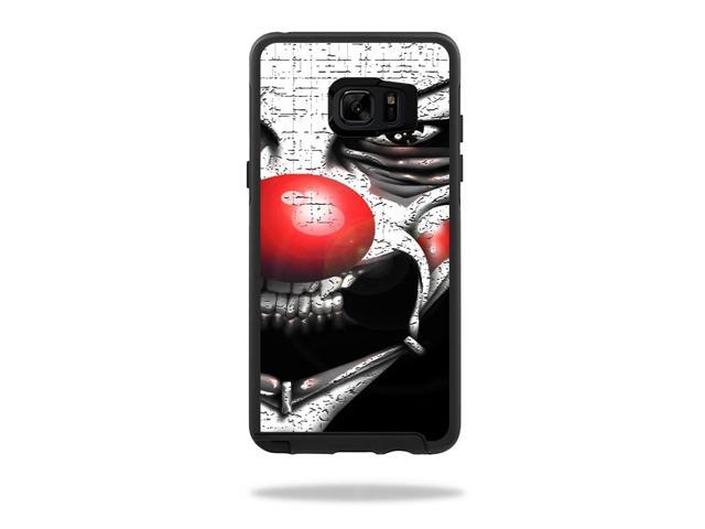 Skin Decal Wrap for OtterBox Symmetry Galaxy Note 7 Evil Clown