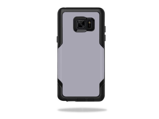 Skin Decal Wrap for OtterBox Commuter Galaxy Note 7 Solid Gray