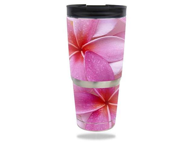 Skin Decal Wrap for ENGEL 30 oz Tumbler Flowers