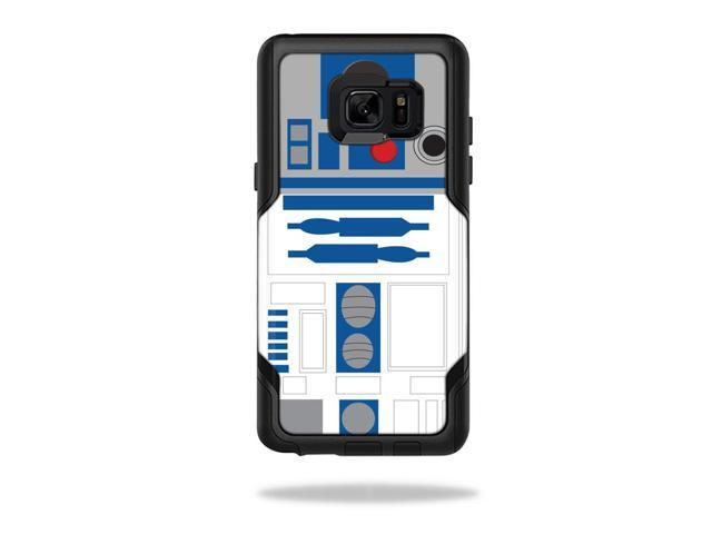 Skin Decal Wrap for OtterBox Commuter Galaxy Note 7 Cyber Bot