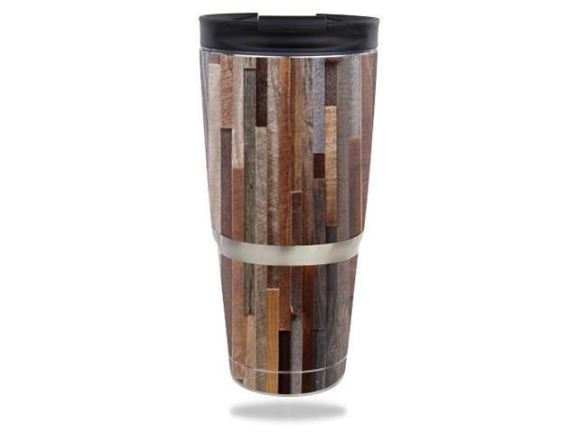 Skin Decal Wrap for ENGEL 30 oz Tumbler Woody