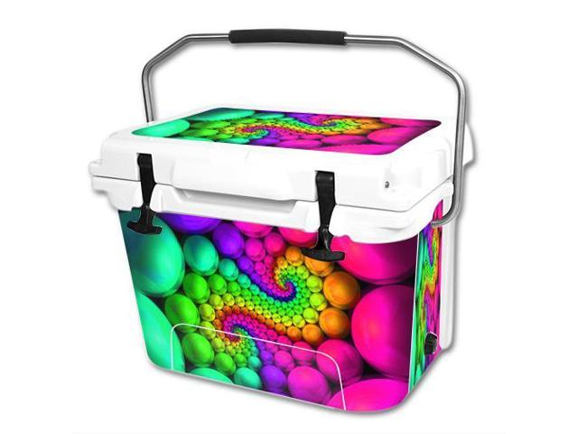 Skin Decal Wrap for RTIC 20 qt Cooler cover sticker Hallucinate