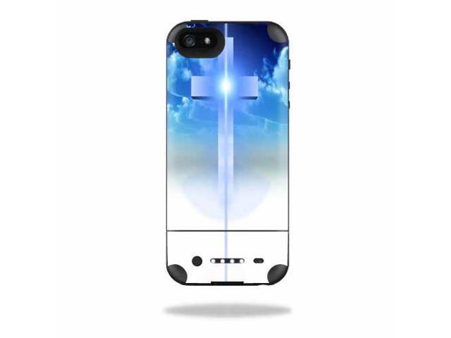 Skin Decal Wrap for Mophie Juice Pack Air iPhone SE/5s/5 Battery case Cross