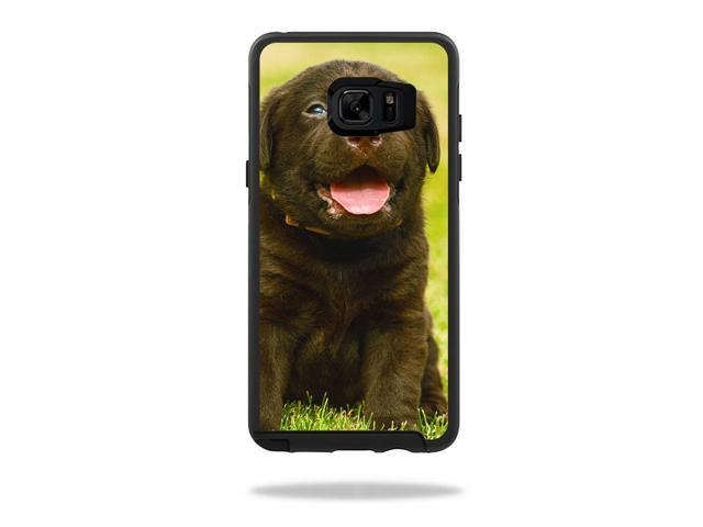 Skin Decal Wrap for OtterBox Symmetry Galaxy Note 7 Pup