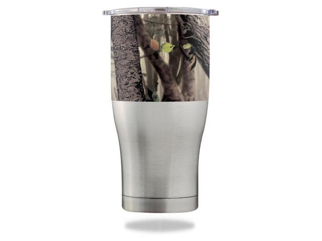 Skin Decal Wrap for Orca Chaser 27 oz Tumbler Tree Camo