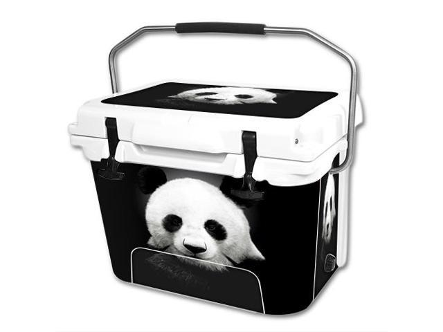 Skin Decal Wrap for RTIC 20 qt Cooler cover sticker Panda