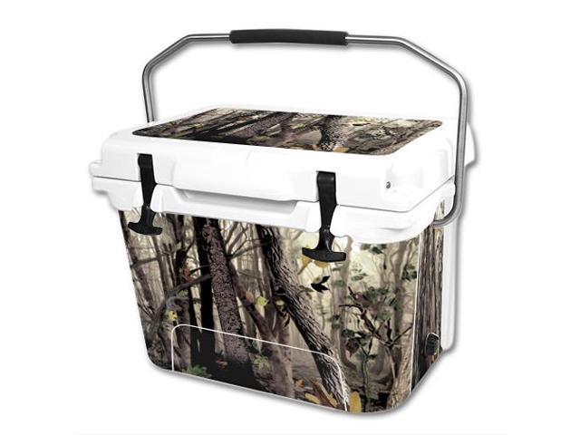 Skin Decal Wrap for RTIC 20 qt Cooler cover sticker Tree Camo