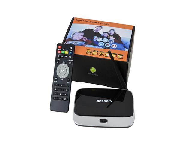 CS918 1080P HD Quad Core Android 4.2 TV Box Mini 2GB HDMI WIFI Bluetooth XBMC
