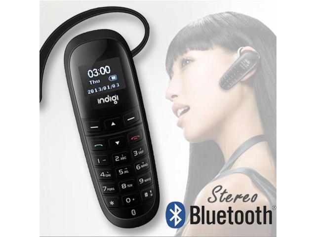 "inDigi® ZGPAX S2 0.66"" LCD Bluetooth V3.0 Headset Mini ..."