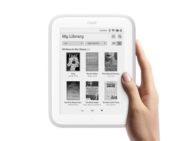 NOOK GLOWLIGHT eBook Reader 4GB (BNRV500)