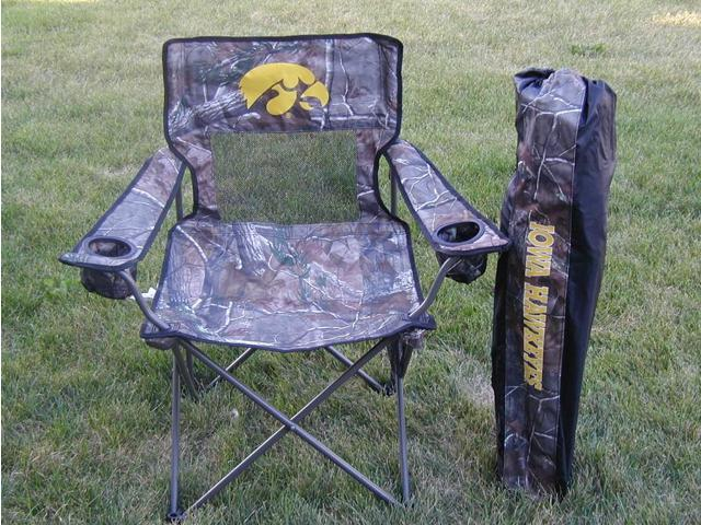 Rivalry RV229-1500 Iowa Reatree Camo Chair