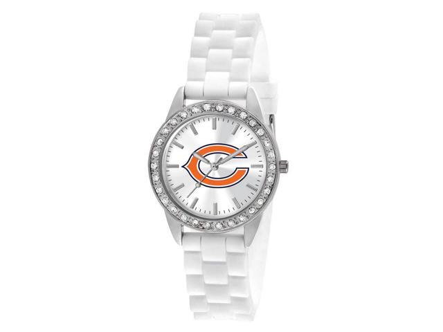Chicago Bears Ladies White Fashion Watch