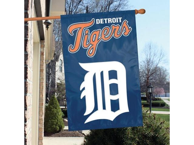 The Party Animal AFDET Tigers 44x28 Applique Banner