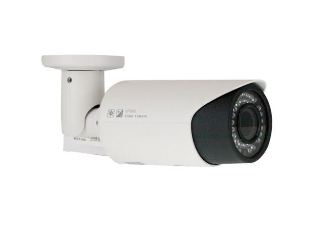 GW Security GW808H 1000 TVL GW Color Sony CMOS 1000TVL High Resolution Varifocal 2.8~12mm Lens Day & Night Vision Weather ...