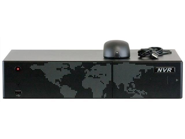 GW2208E Full HD 1080P 8 CH IP NVR, Support All ONVIF Brand ...