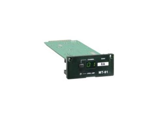 MIPRO - MT-91 (5NC) - Plug-in UHF 16-Channel Wireless Interlinking Transmitter Module (5NC Band)