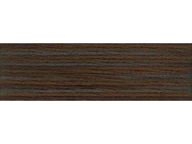 DMC Color Variations Six Strand Embroidery Floss 8.7 Yards -Espresso