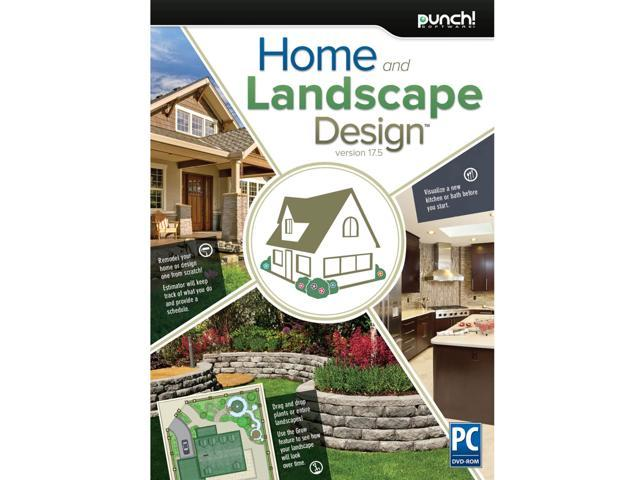 Punch home landscape design 17 5 for Punch home design