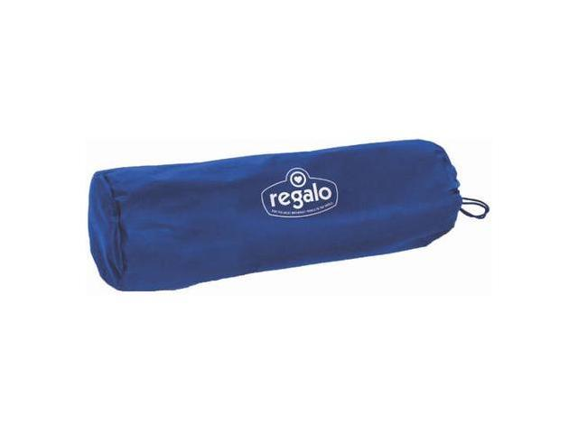Regalo My Cot Portable Toddler Bed Navy