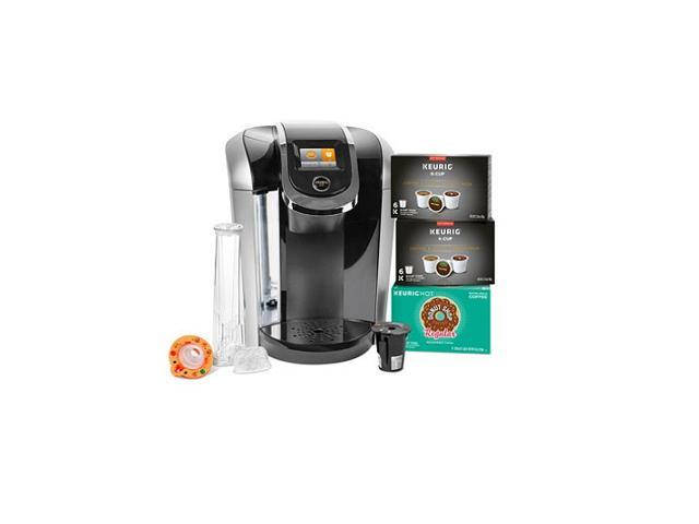 Keurig K425S Coffee Maker with 24 K-Cup Pods and Reusable K-Cup 2.0 Coffee Filter - Newegg.com