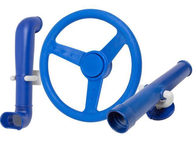 Periscope Telescope And Steering Wheel Kit