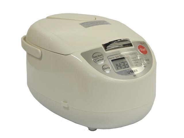 TIGER JBA-A10U 5.5 Cup Microcomputer Controlled Rice Cooker/Warmer