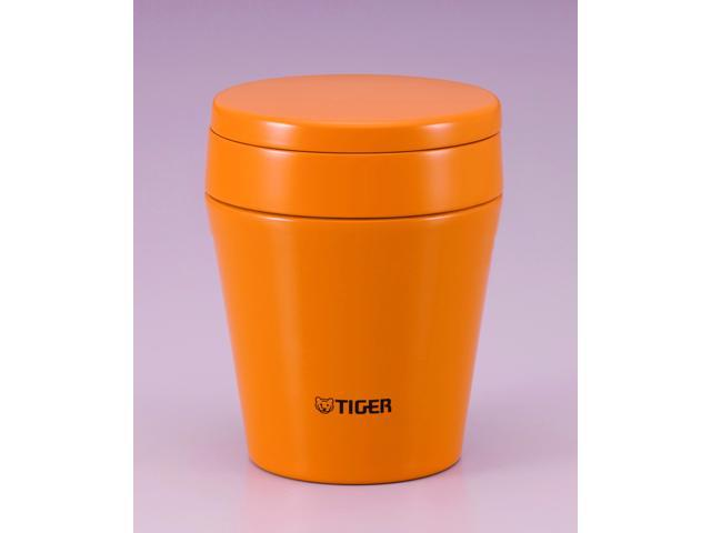Tiger MCC-B030 0.3L Stainless Steel Soup Cup (Pumpkin)
