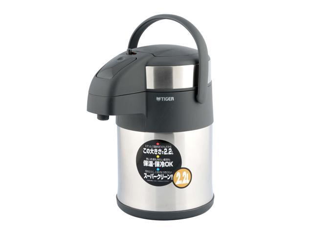 Tiger 2.2L Stainless Steel Air Pump Jug