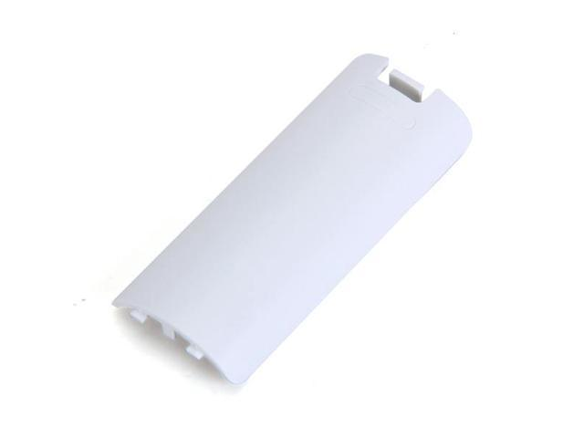 Battery Cover for Nintendo Wii Wireless Controller - White