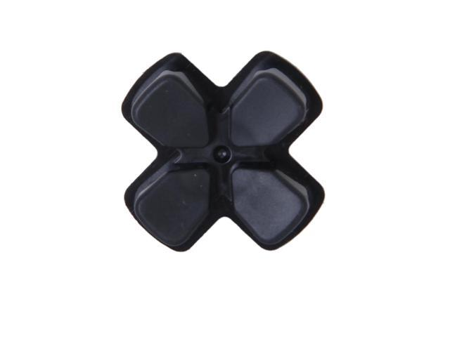 Plastic Replacement D-PAD Button for Sony PlayStation 4 PS4 Controller - Black