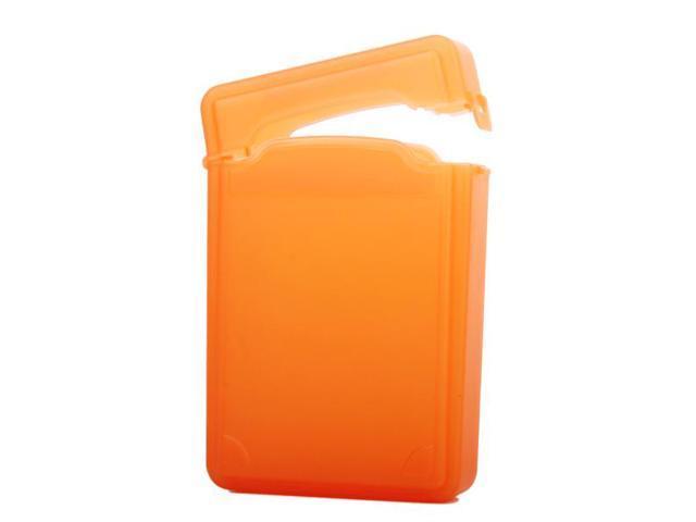 Orange Plastic Store Tank Protective Case For USB 3.5
